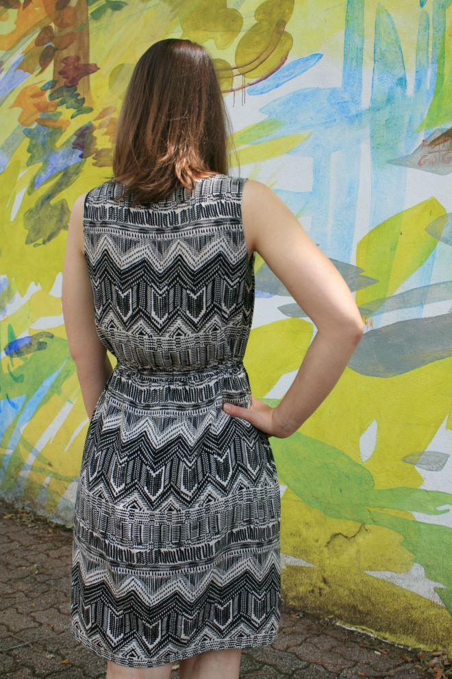 True Bias Southport Dress